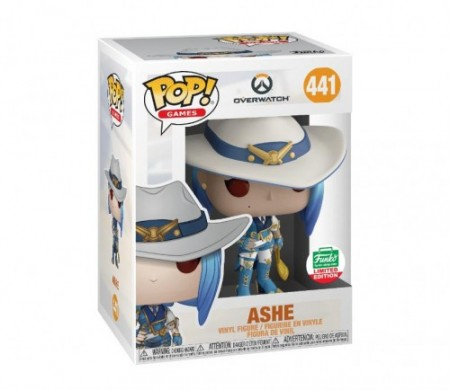Ashe (funko Shop)-Overwatch-441