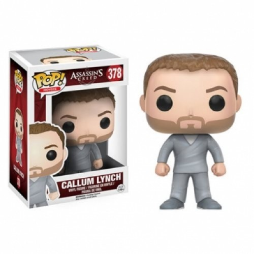 Assassin's Creed Movie Callum Lynch Funko Pop!-Assassins Creed-378