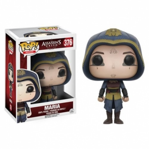 Assassin's Creed Movie Maria Funko Pop!-Assassins Creed-376