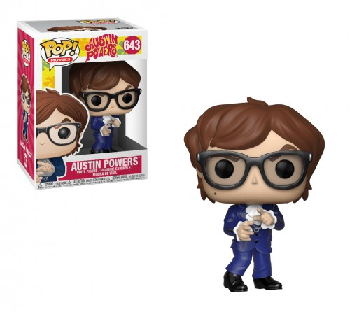 Funko Pop Austin Powers-Austin Powers-643