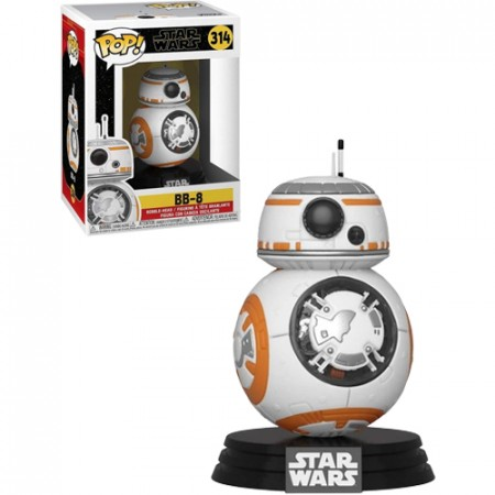 Funko Pop Bb-8-Stars Wars-314
