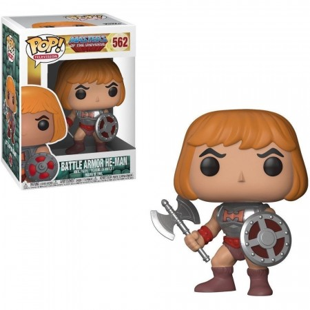 Boneco Funko Pop Tv Masters Of The Universe - He-man-Masters of the Universe-562