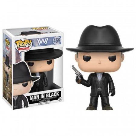 Boneco Funko Pop Westworld - Man In Black-WestWorld-459