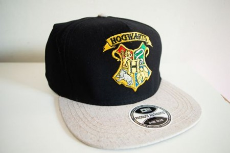 Kit E Balde De Pipoca BonÉ Harry Potter Hogwarts-Harry Potter-