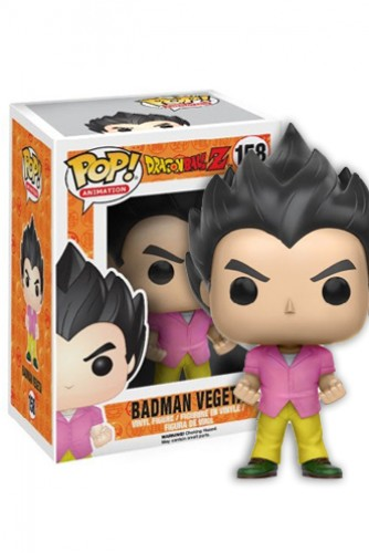 Funko Badman Vegeta - Raro - Hot Topic-dragon ball Z-158