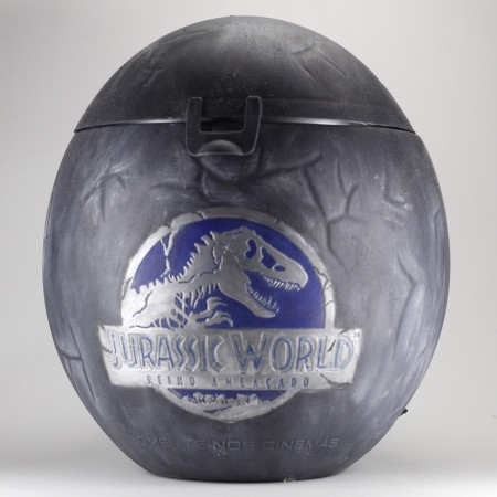 Balde Jurassic World Cinemark Customizado-Jurassic World-