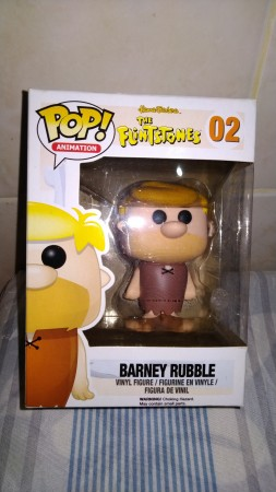 Funko Pop Barney Ruble-The Flintstones-2
