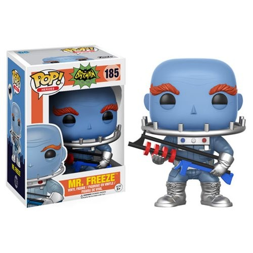 Batman 1966 Tv Series Mr. Freeze Funko Pop!-Batman 1966-185