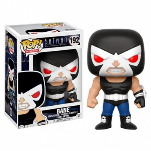 Batman The Animated Series Bane Funko Pop!-The Animated Serie-192