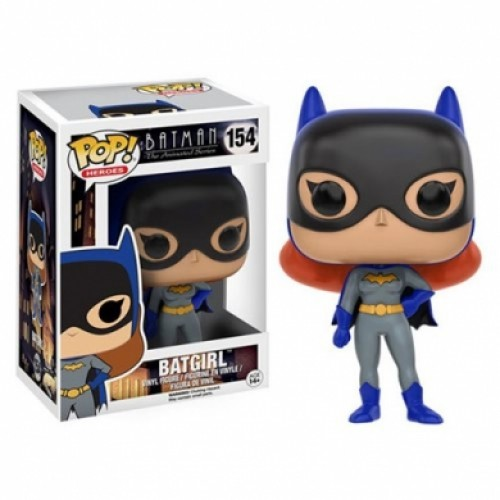 Batman The Animated Series Batgirl Funko Pop!-The Animated Serie-154