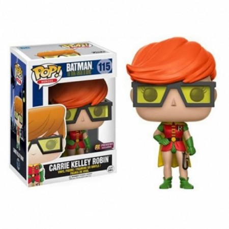 Batman The Dark Knight Carrie Kelley Kelly Robin Funko Pop!-Batman The Dark Knight Returns-115
