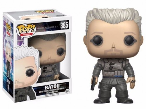 Funko Pop Batou-Ghost In The Shell-385