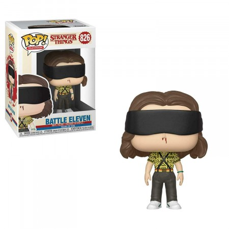 Battle Eleven - Funko Pop! - Stranger Things-Stranger Things-826