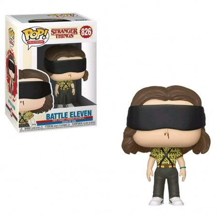 Funko Pop Battle Eleven-Stranger Things-826