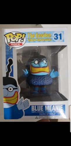 Funko Pop Beatles Blue Meanie-The Beatles-31