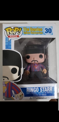 Funko Pop Beatles Ringo Starr-The Beatles-30
