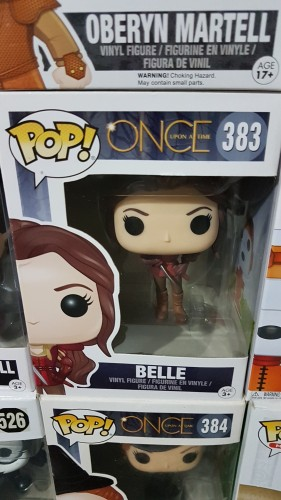 Funko Pop Belle-Once Upon A Time-383