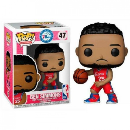 Funko Pop Ben Simmons-Basketball-47