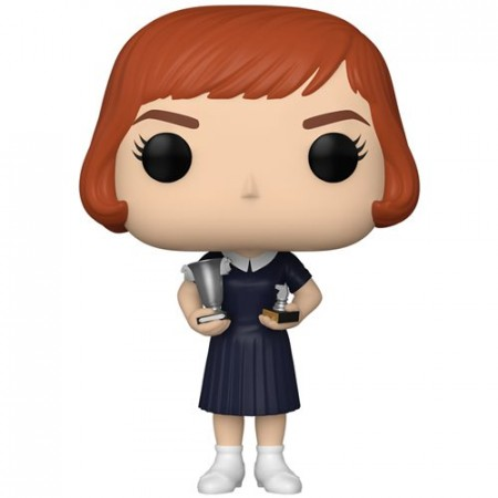 Funko Pop Beth Harmon Fair 2021-Queens Gambit-1