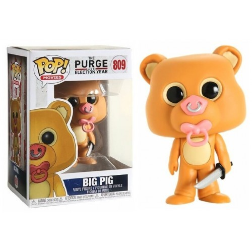 Funko Pop Big Pig-The Purge - Election Year-8