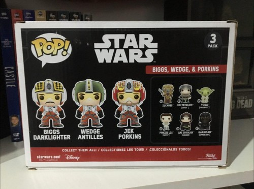 Funko Biggs, Wedge, & Porkins - Stars Wars - #3