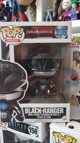 Funko Black Ranger-Power Rangers-396