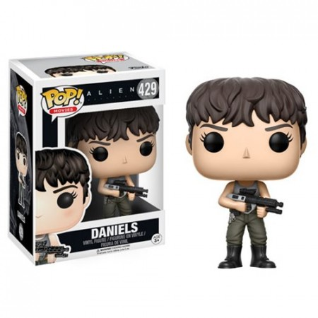 Boneco Daniels Alien Covenant Funko Pop!-Alien Covenant-429