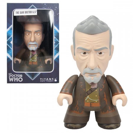 Action Figures Boneco Doctor Who Titans - War Doctor - Doctor Who - #