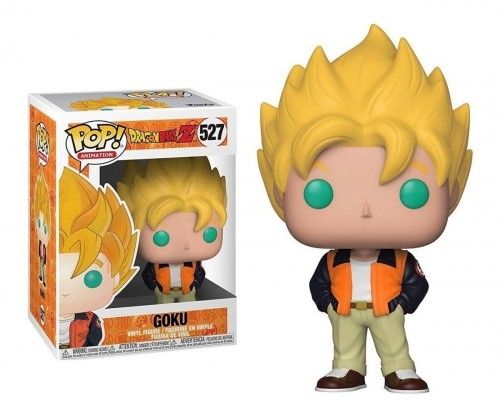 Boneco Funko Pop Dragon Ball Z Goku-Dragon Ball Z-527