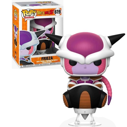 Boneco Funko Pop Frieza Dragon Ball Z-Dragon Ball Z-619