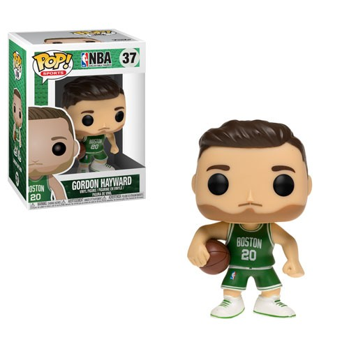 Boneco Funko Pop Nba Gordon Hayward #37 Boston Celtics  - Original-NBA-37