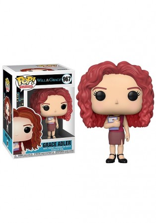 Boneco Grace Adler Will E Grace Funko Pop!-Will & Grace-967