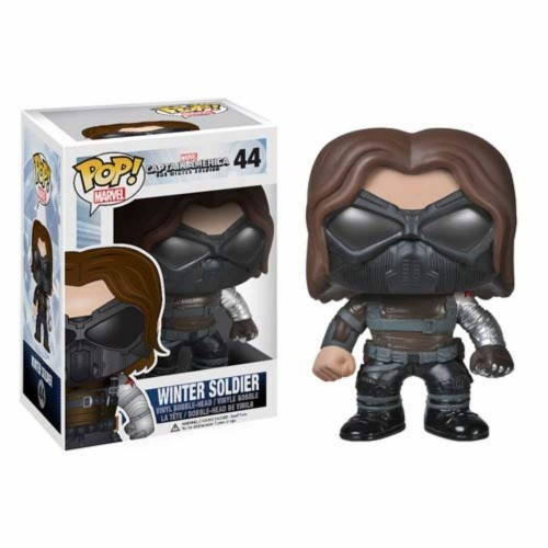 Funko Pop! Winter Soldier #44 - Marvel-Marvel Avengers-44