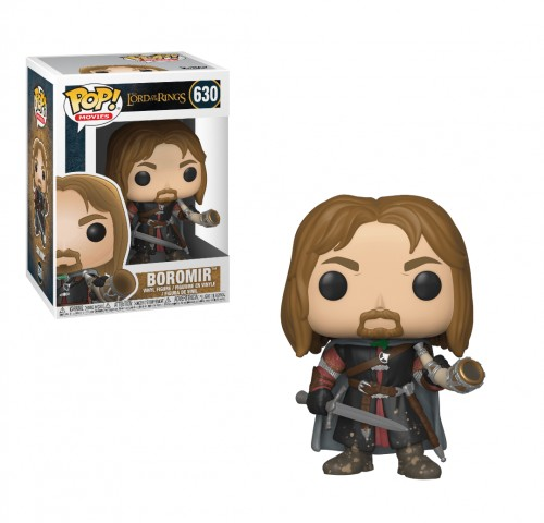 Funko Pop Boromir-Lord of the Rings-630