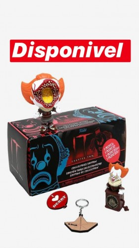 Funko Pop Box Pennywise Exclusivo Hot Topic-it-1