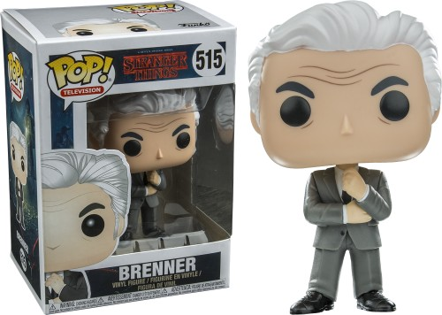 Funko Pop! Stranger Things: Brenner-Stranger Things-515