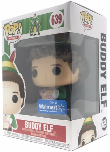 Buddy Elf  - Funko Pop! Movies Walmart - Elf - #639
