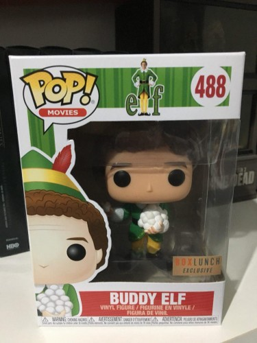 Funko Buddy Elf-Elf-488