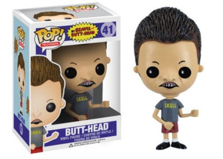 Funko Pop Butthead-beavis and butt head-41