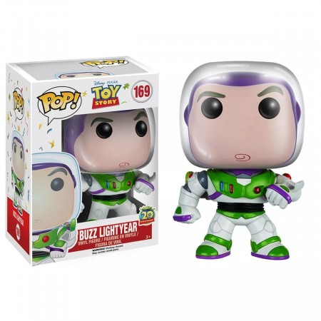 Funko Pop Buzz Lightyear - Toy Story - #169