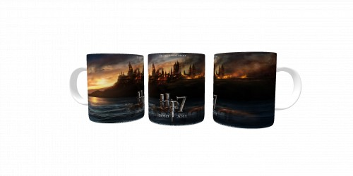 Caneca Harry Potter - RelÍquias Da Morte Parte 2-Harry Potter-