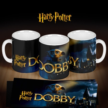Caneca Harry Potter Geek-Harry Potter-
