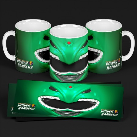 Caneca Power Rangers Geek-Power Rangers-