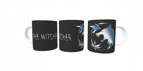 Caneca The Witcher-The Witcher-