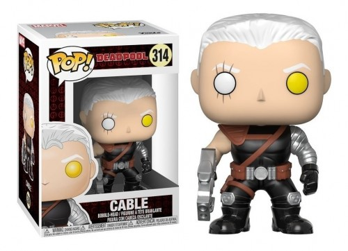 Funko Pop Cable-Deadpool-314