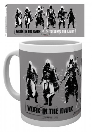Caneca Assassins Creed-Assassins Creed-