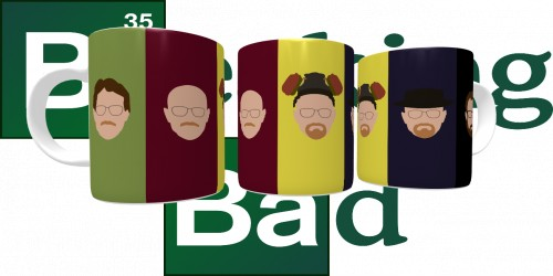 Caneca Breaking Bad-Breaking Bad-