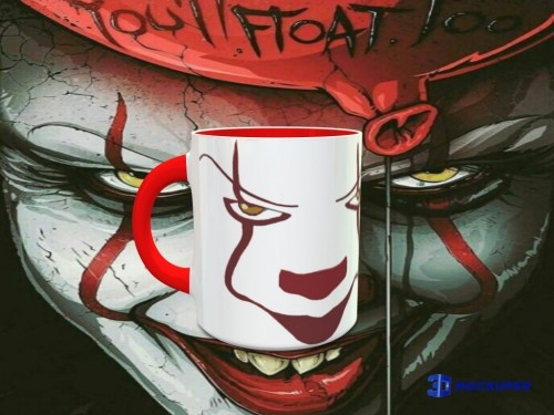 Caneca It - You'll Float Too-IT A Coisa-
