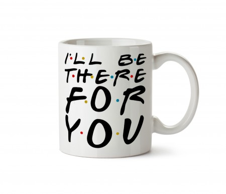 Caneca Friends I'll Be There For You-Friends-