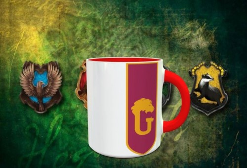 Caneca Harry Potter - Gryffindor-Harry Potter-